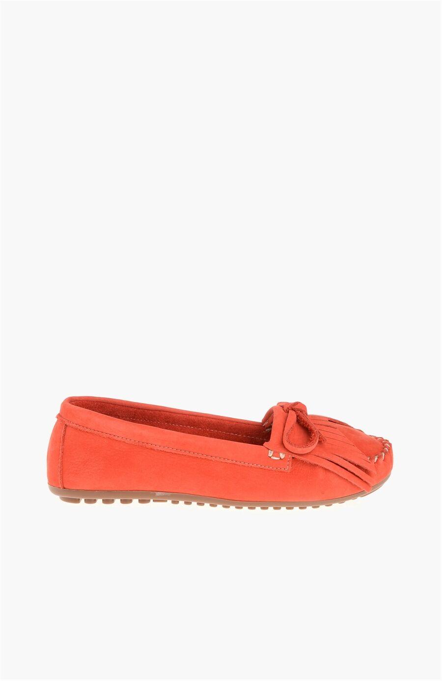 Dıvarese Kırmızı Loafer – 399.0 TL