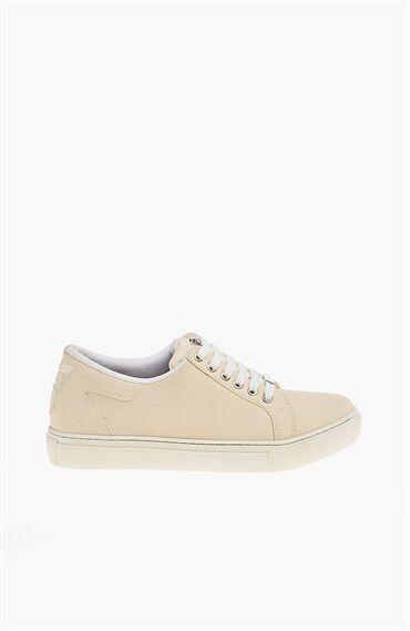 Nubuk Bej Sneaker