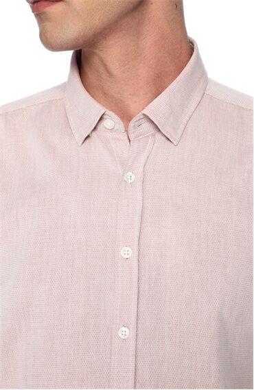 Armürlü Pembe Gömlek