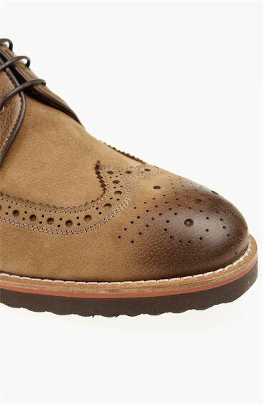 Desen Vizon Ayakkabı
