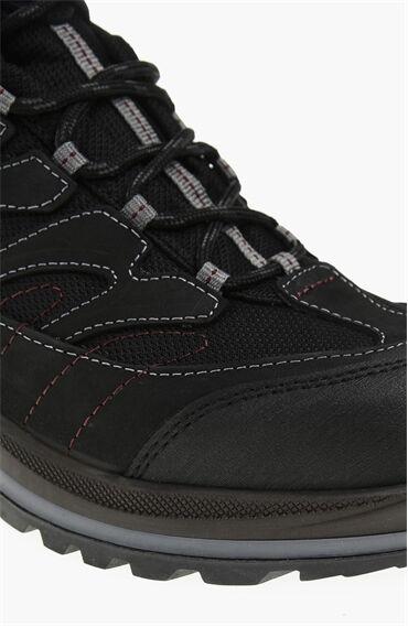 Siyah Gri Erkek Ayakkabı