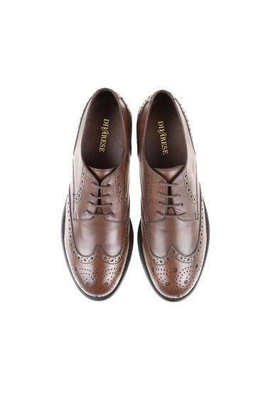 Kahverengi Kadın Ayakkabı
