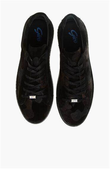 Desen Siyah Sneaker