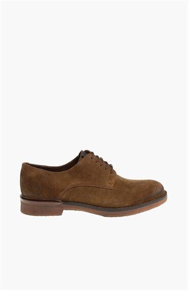 Süet Kum Erkek Ayakkabı