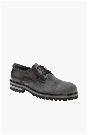 Süet Antrasit Erkek Ayakkabı