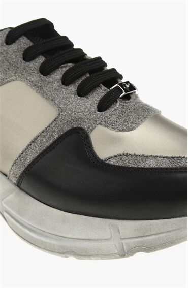 Platin Sneaker