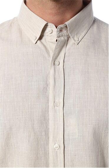 Armürlü Bej Gömlek