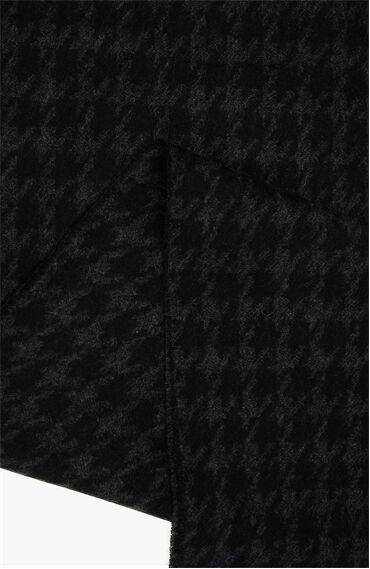 Siyah Antrasit Atkı