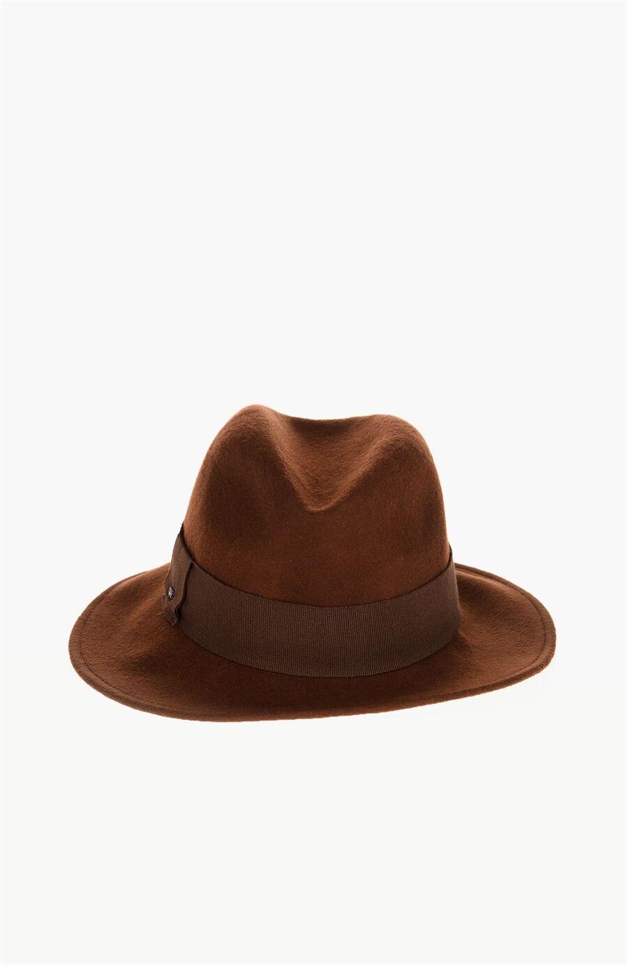 Yün Kahverengi Şapka
