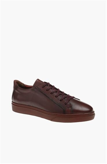 Bordo Erkek Sneaker