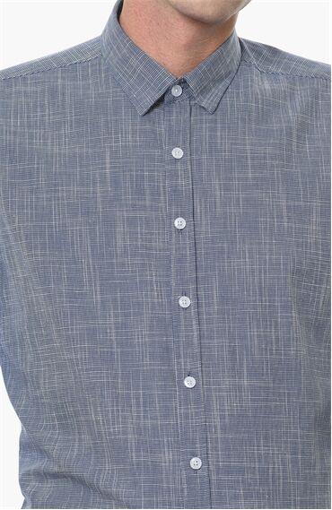 Koyu Mavi Gömlek
