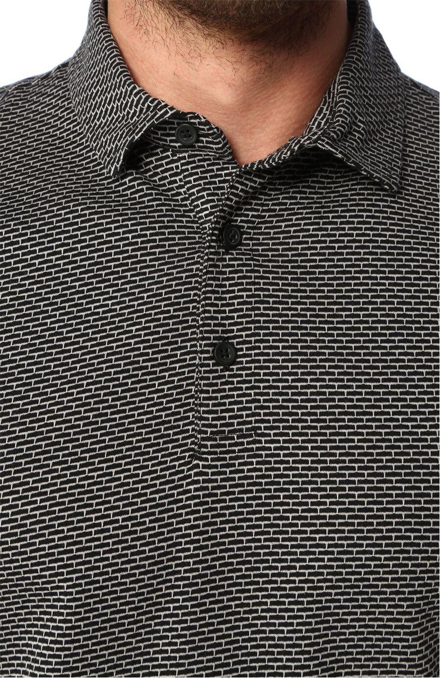 Jakarlı Antrasit Tshirt