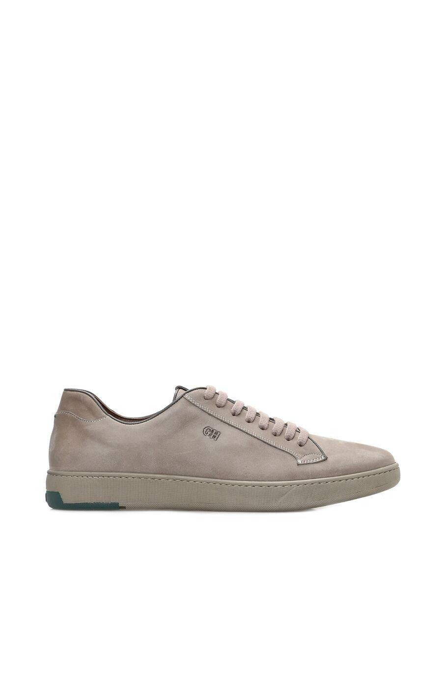 Nubuk Gri Sneaker