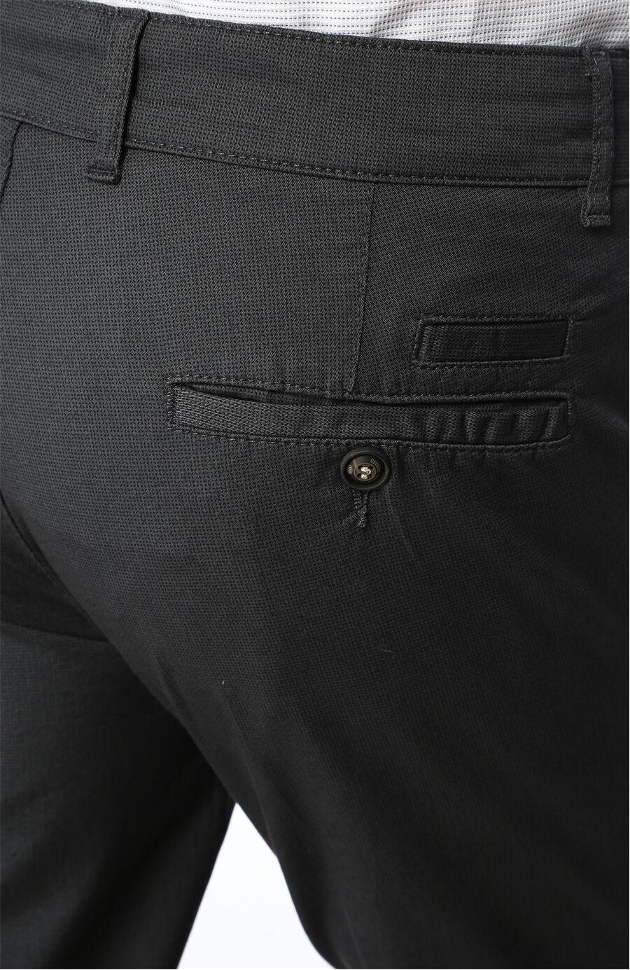 Slim Fit Antrasit Pantolon
