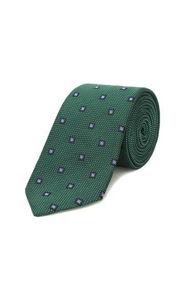 Yeşil Desen Erkek Kravat