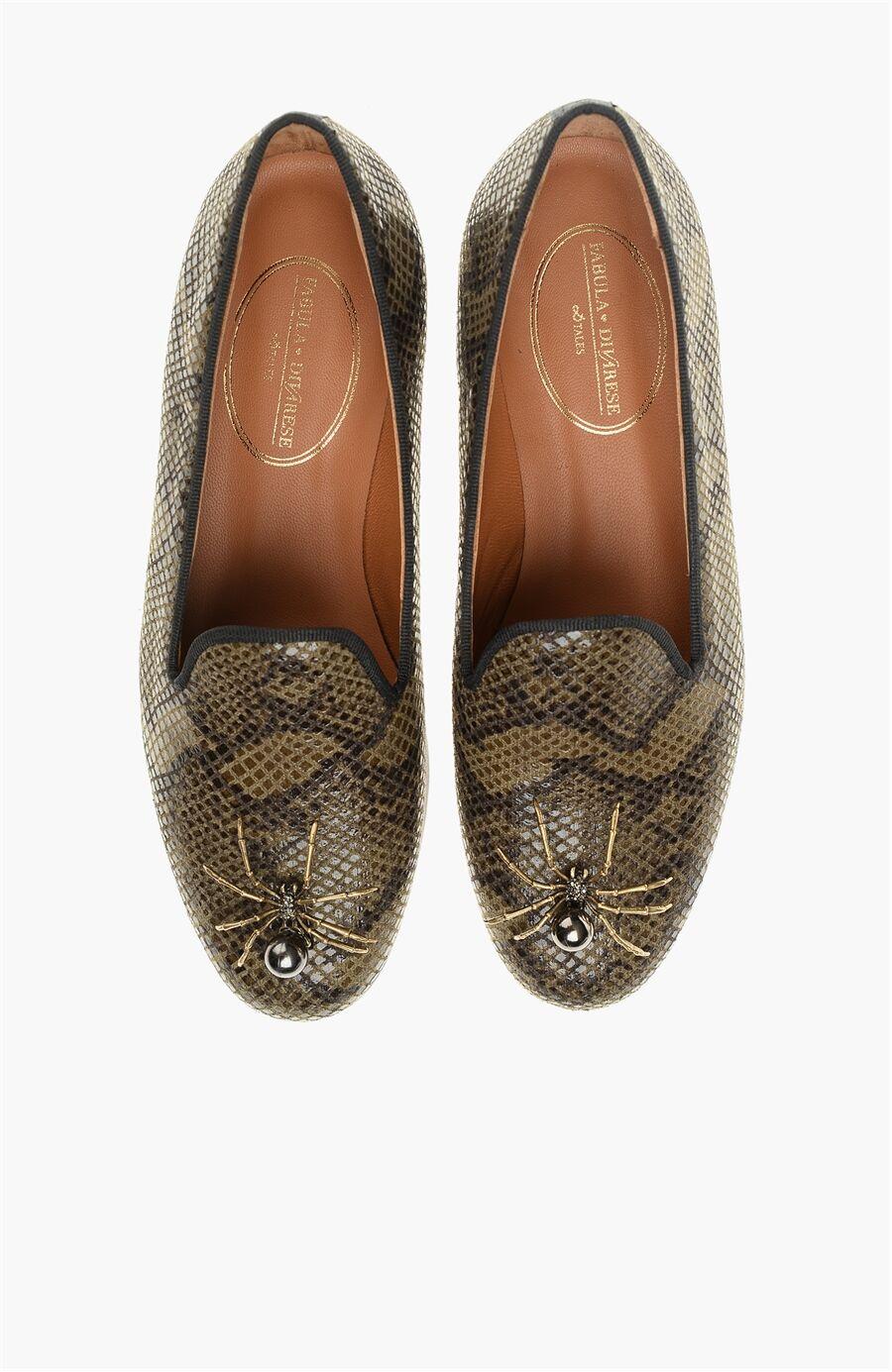 Fabula Yeşil Kadın Ayakkabı