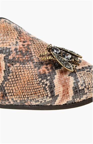 Fabula Bej Kadın Ayakkabı