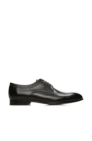 Deri Siyah Ayakkabı
