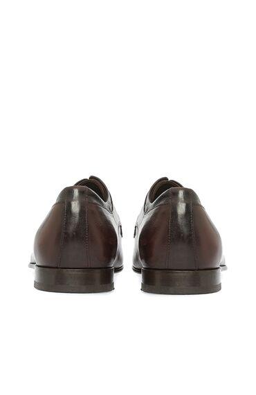 Deri Kahverengi Erkek Ayakkabı