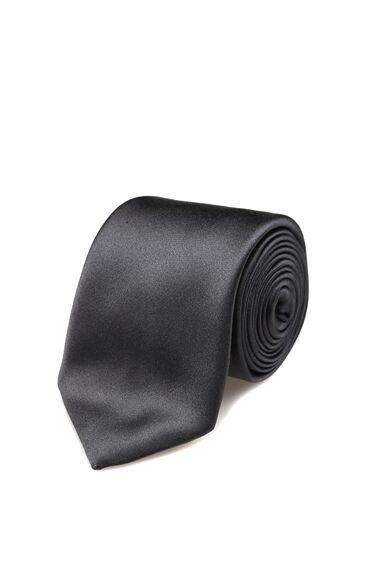 İpek Siyah Erkek Kravat