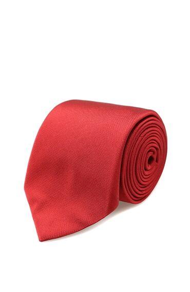 İpek Kırmızı Erkek Kravat