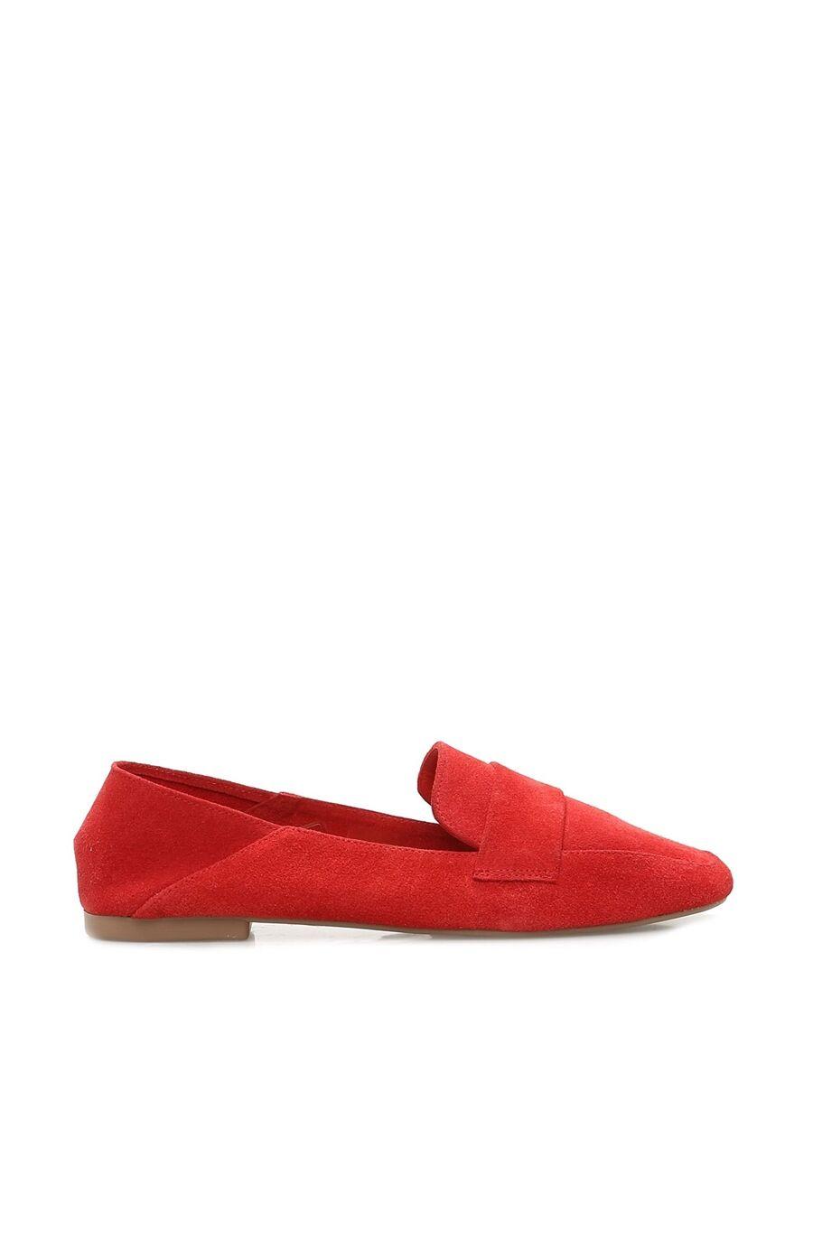 Dıvarese Süet Kırmızı Loafer – 299.0 TL