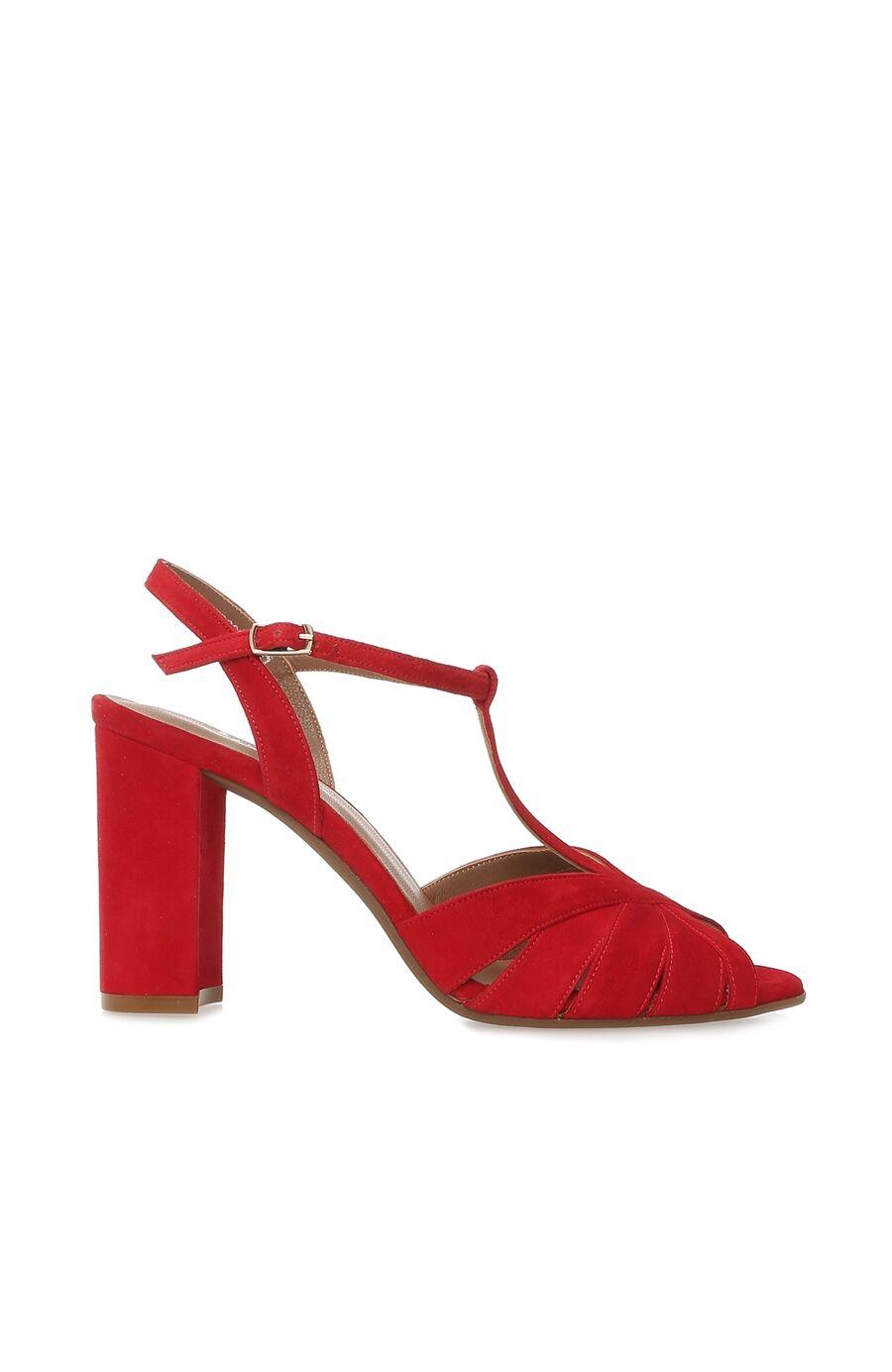 Luca Grossı Volare Kırmızı Sandalet – 899.0 TL