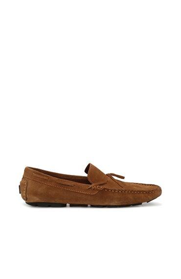 Süet Taba Erkek Loafer