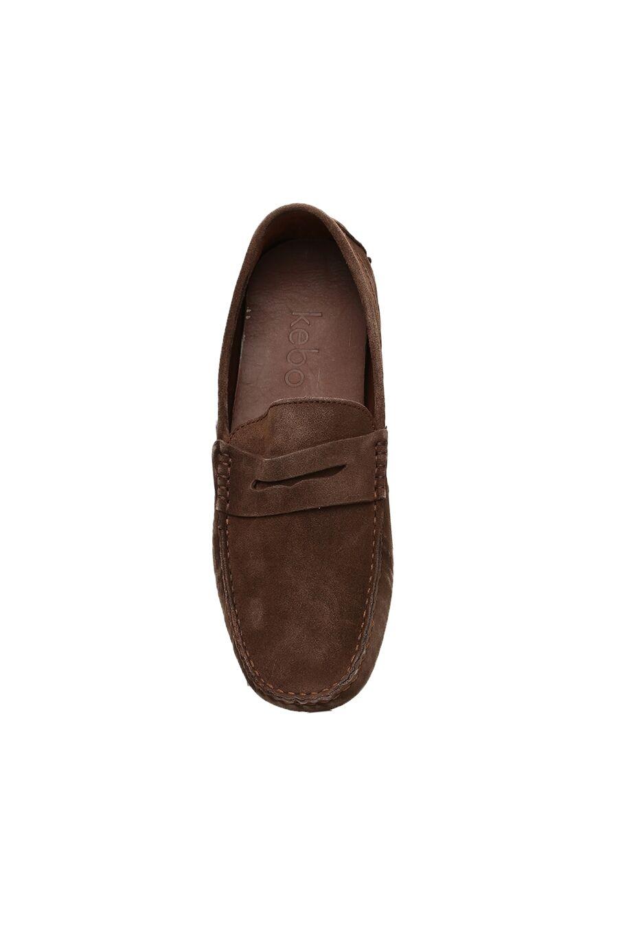 Süet Kum Erkek Loafer