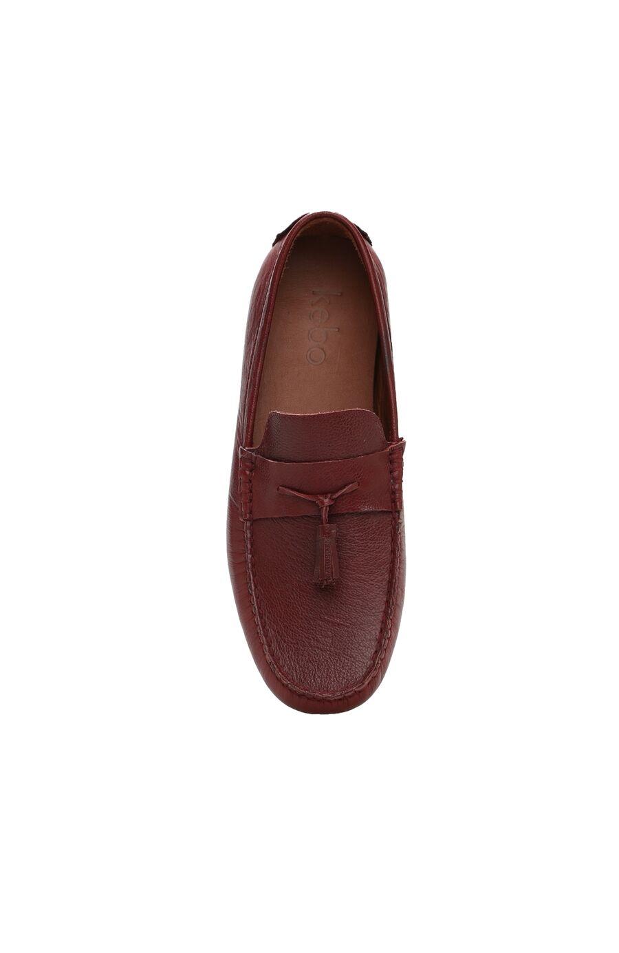 Bordo Erkek Loafer