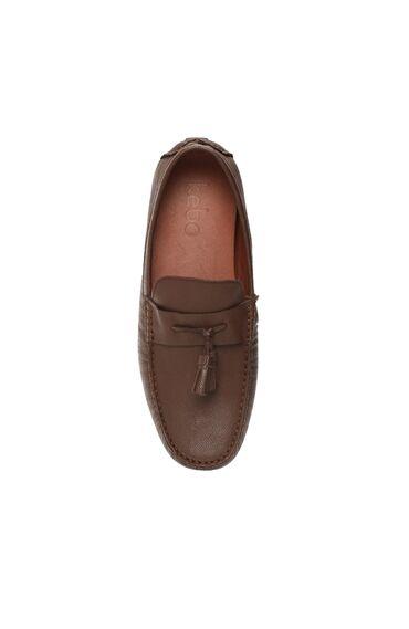 Kahverengi Erkek Loafer