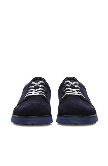 Süet Lacivert Erkek Ayakkabı