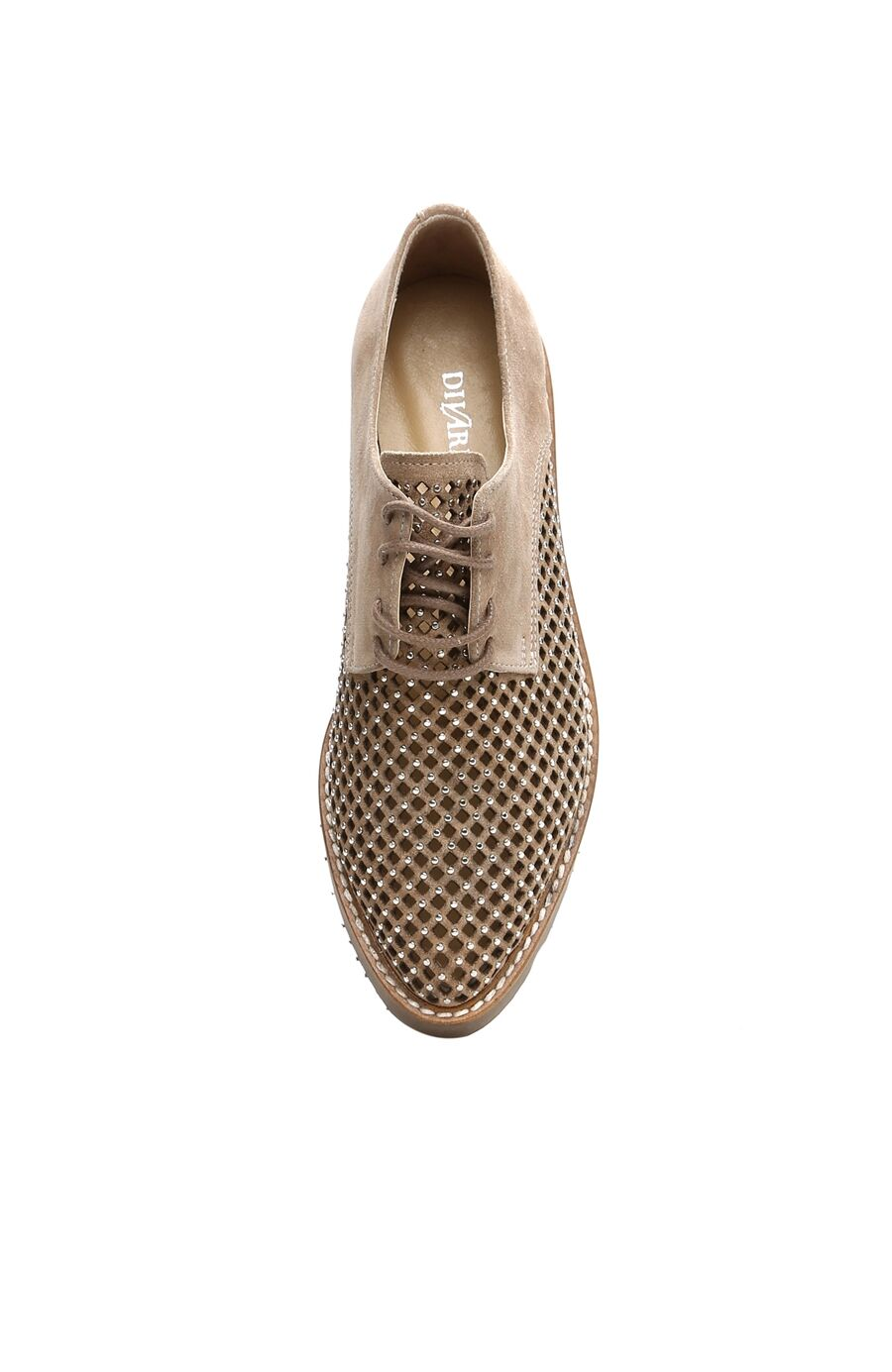 Süet Vizon Kadın Ayakkabı