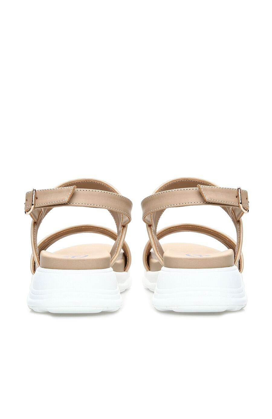 Bej Sandalet