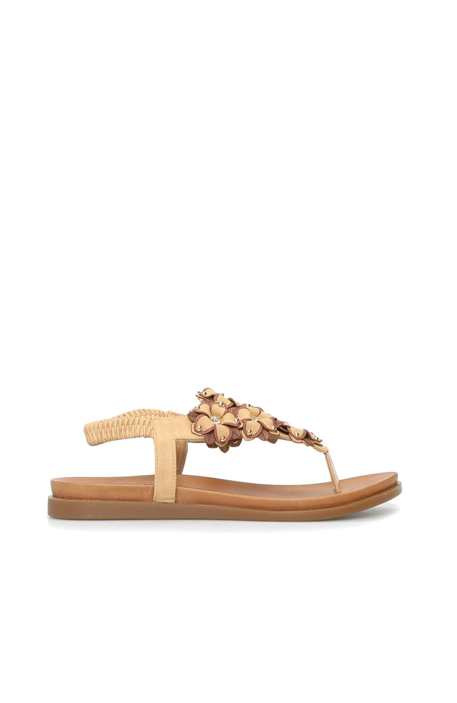 Dıvarese Troklu Taba Sandalet – 299.5 TL