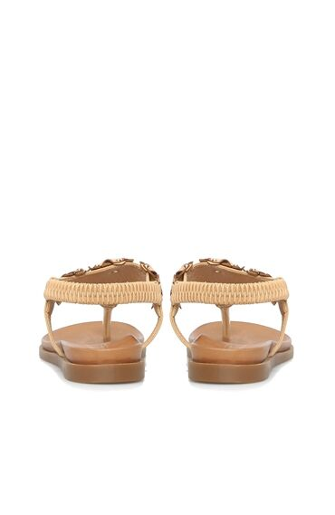 Troklu Taba Kadın Sandalet