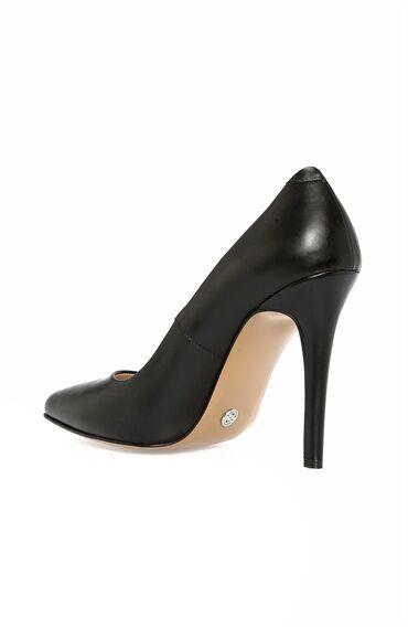 Siyah Kadın Stiletto