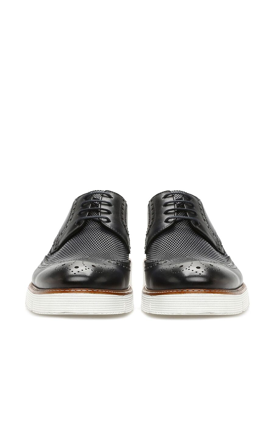 Zımbalı Lacivert Ayakkabı