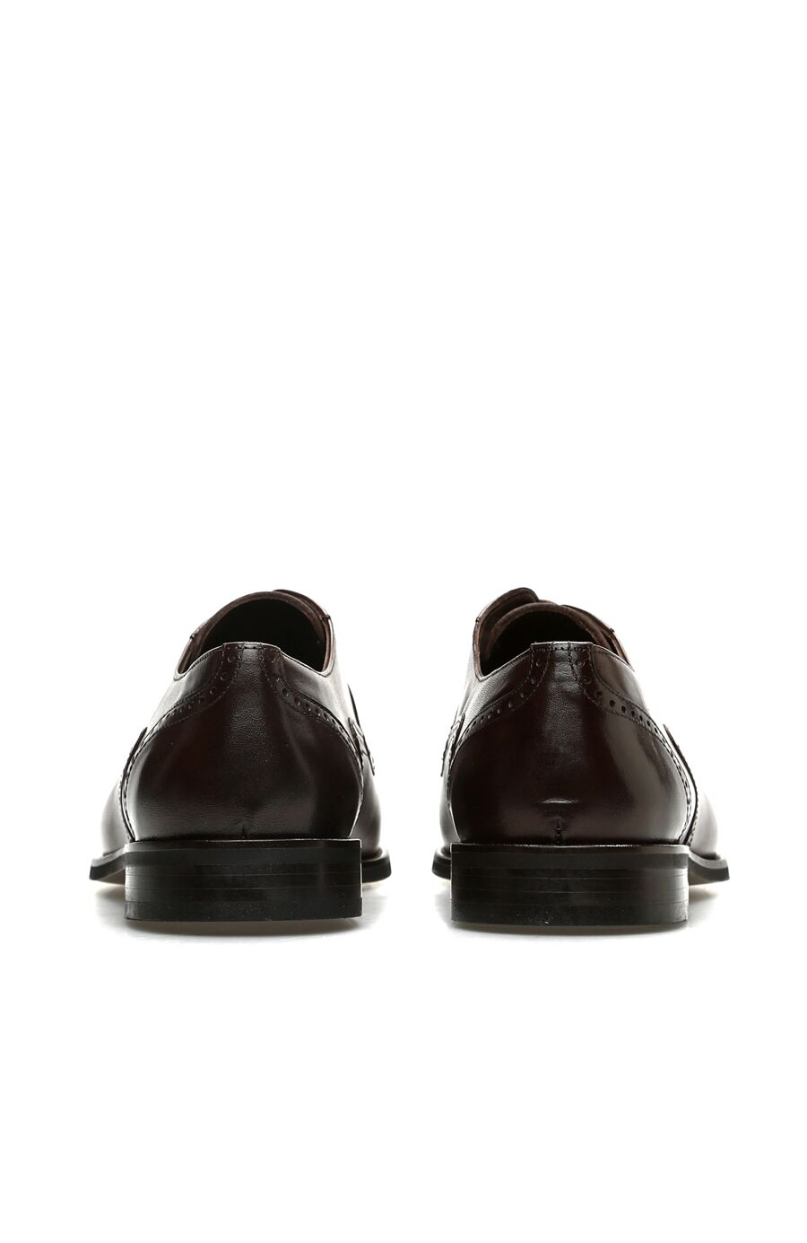 Zımbalı Kahverengi Ayakkabı