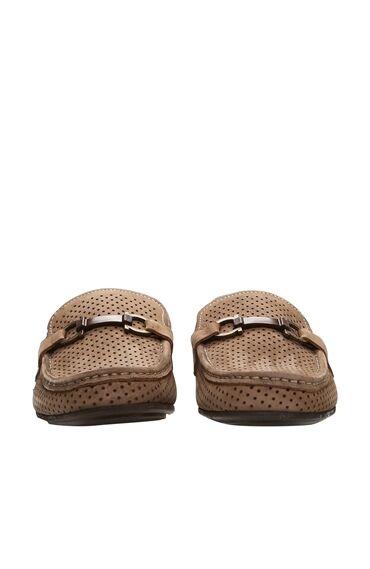 Nubuk Kum Loafer