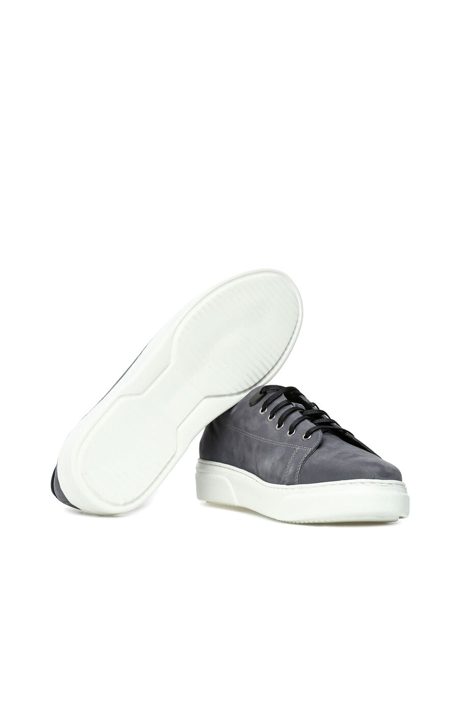 Gri Nubuk Erkek Sneaker