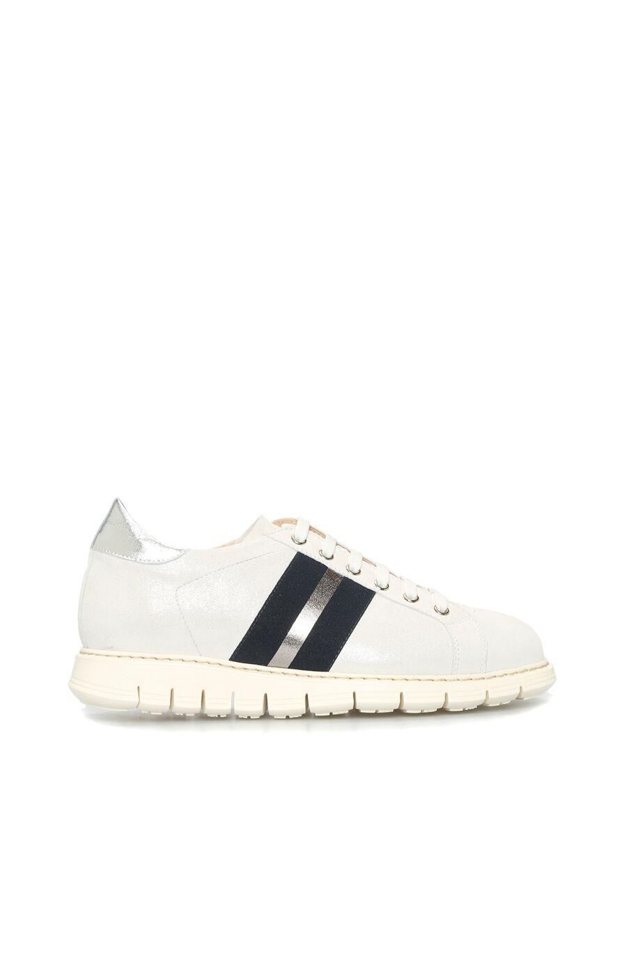 Luca Grossı Süet Gümüş Sneaker – 1199.0 TL