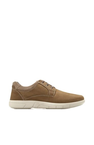 Nubuk Kum Erkek Ayakkabı