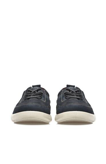 Nubuk Lacivert Erkek Ayakkabı