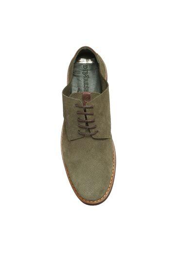 Süet Haki Erkek Ayakkabı