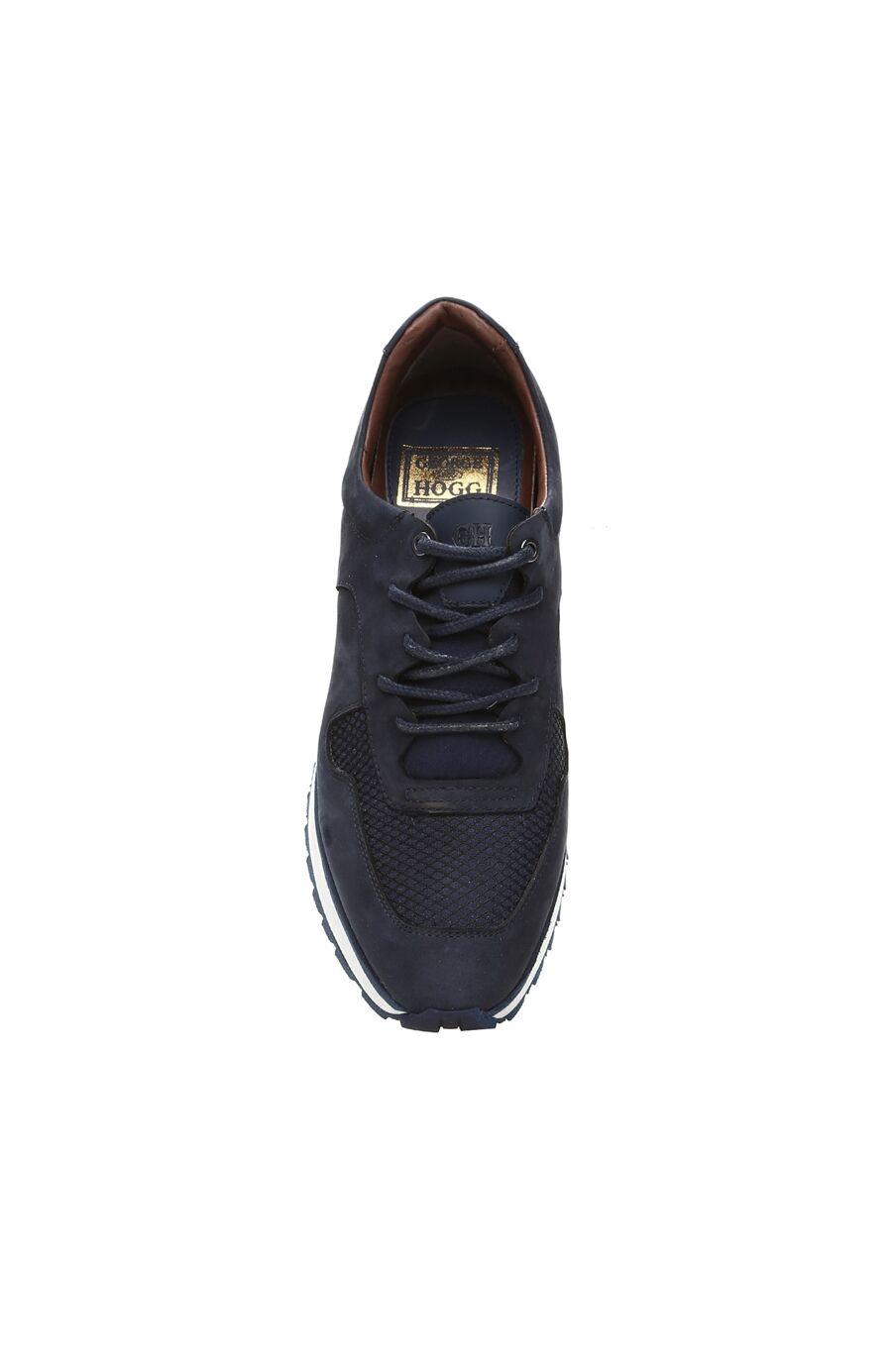 Lacivert Nubuk Erkek Sneaker