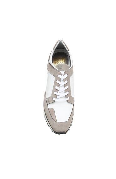 Beyaz Nubuk Erkek Sneaker