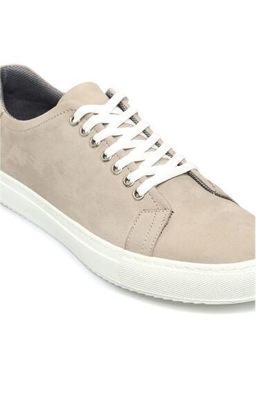 Nubuk Gri Erkek Sneaker