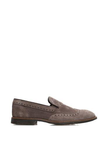 Süet Vizon Ayakkabı