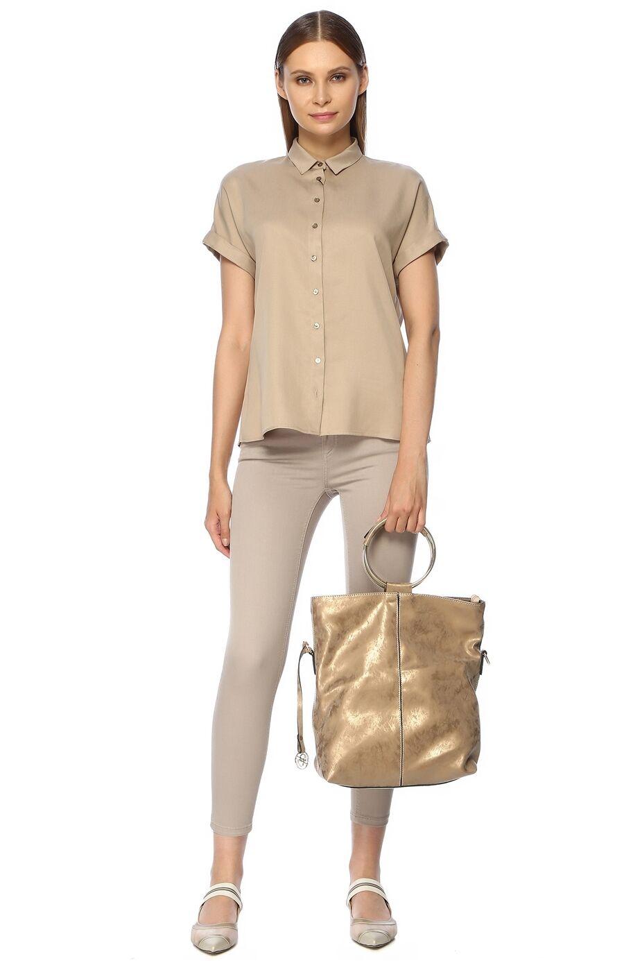 Varaklı Altın Rengi Kadın Çanta